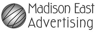 Madison East Advertising, Logo